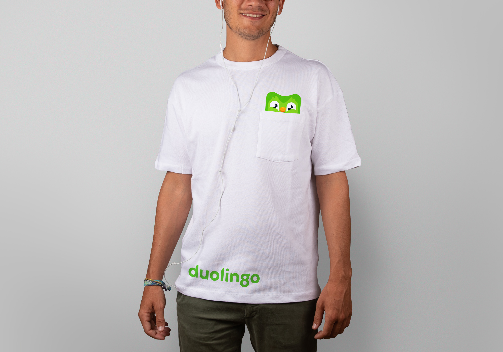 New Wordmark and Identity for Duolingo by Johnson Banks