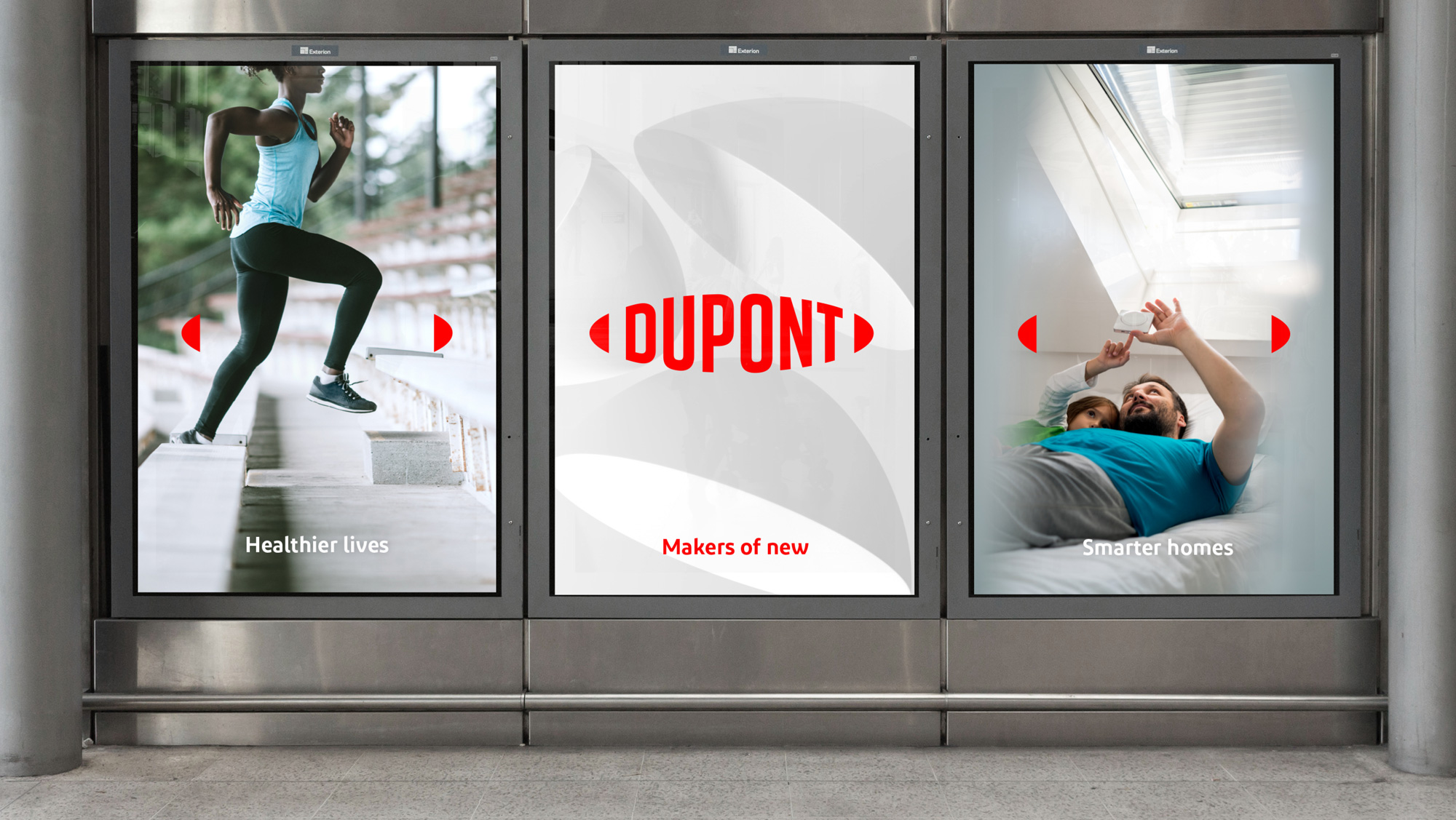 New Logo and Identity for DuPont by Lippincott