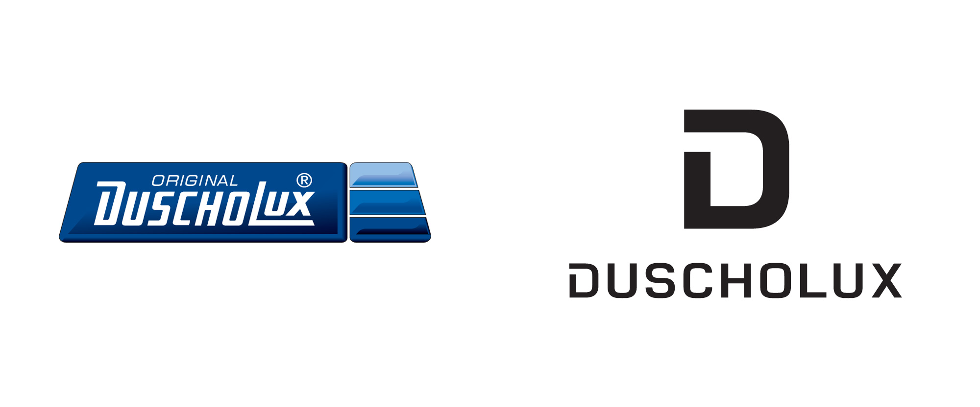 New Logo and Identity for Duscholux by Vetica Group