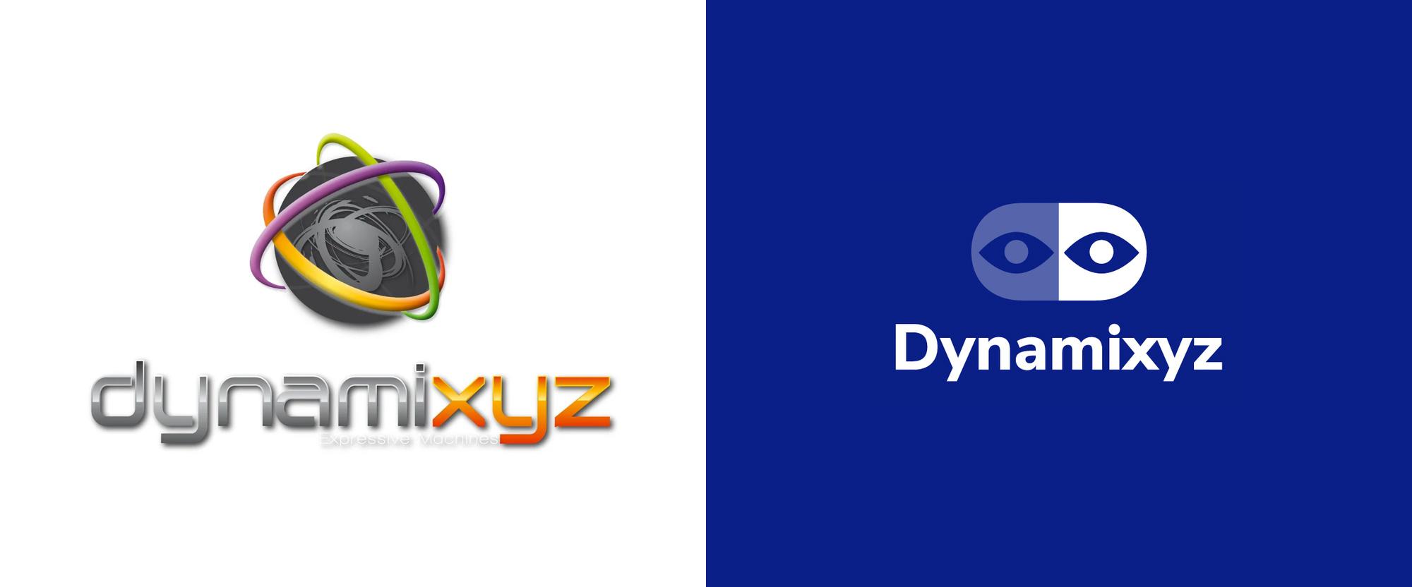 New Logo and Identity for Dynamixyz by Atelier Julian Legendre
