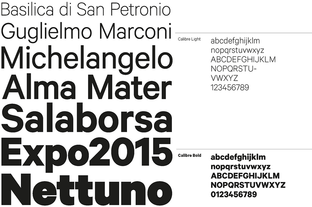 New Logo and Identity for City of Bologna by Matteo Bartoli and Michele Pastore