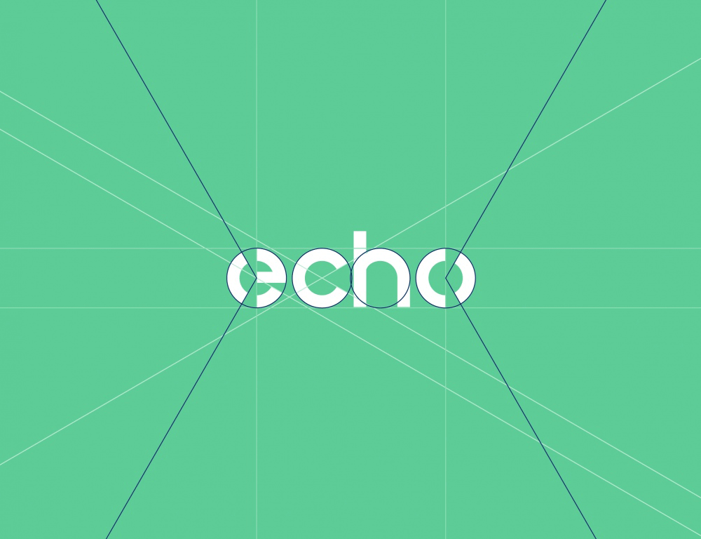 New Logo and Identity for Echo by Brand Brothers