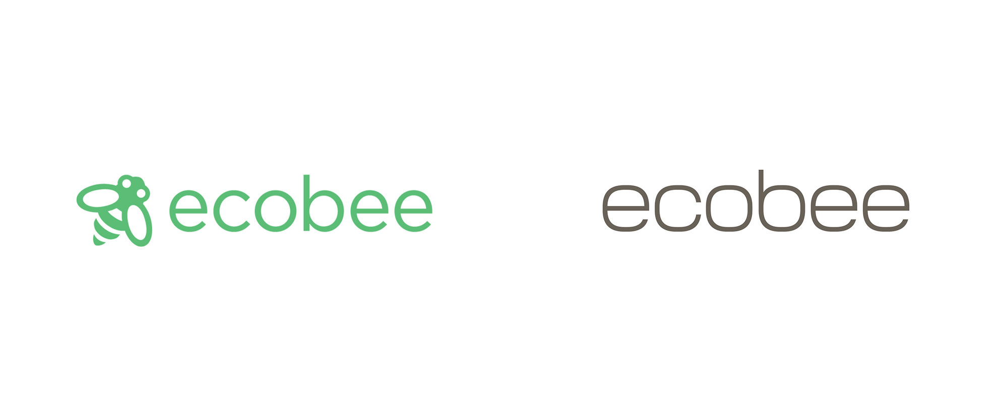 New Logo and Identity for ecobee