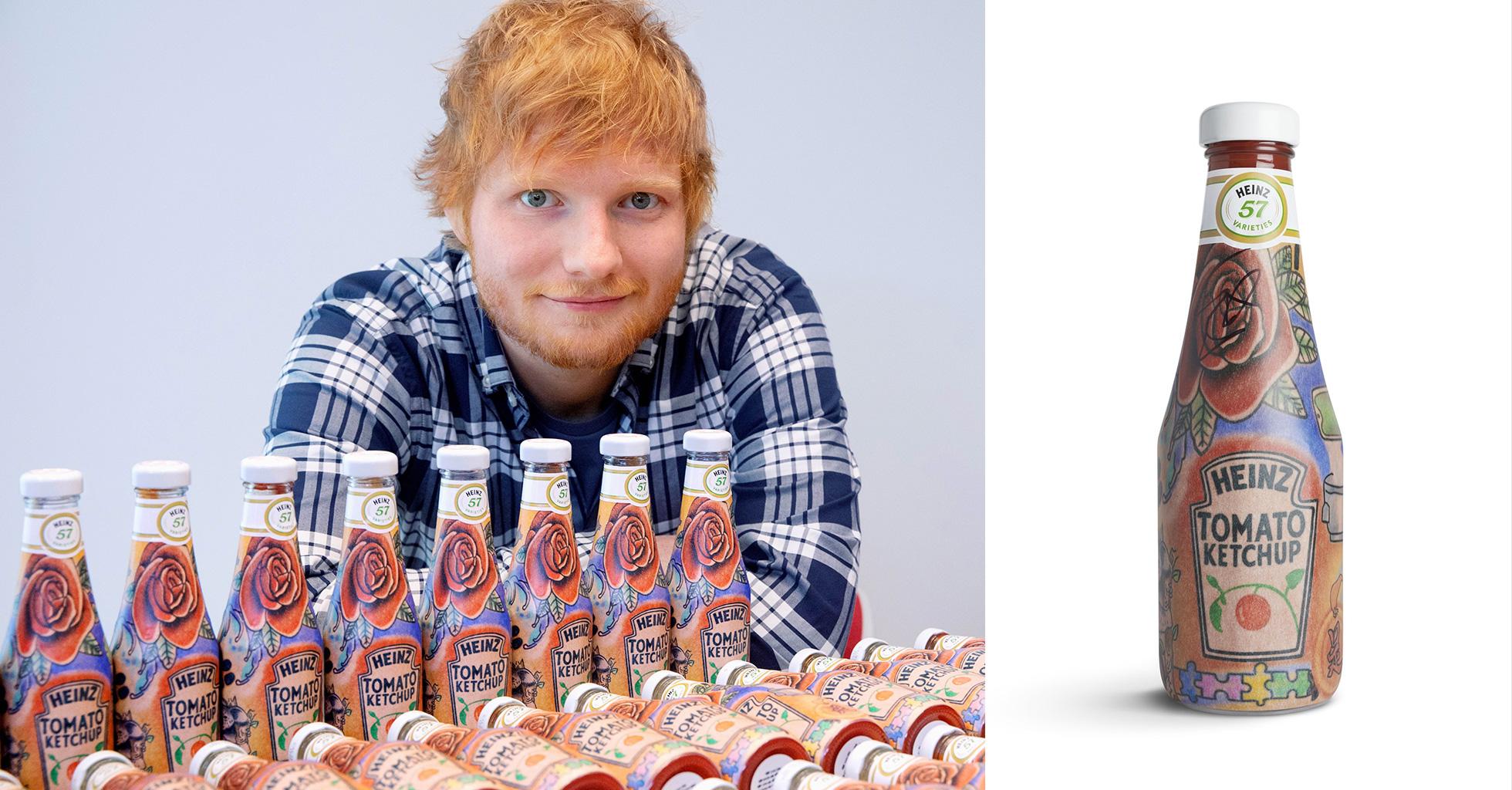 Ed Sheeran & Heinz