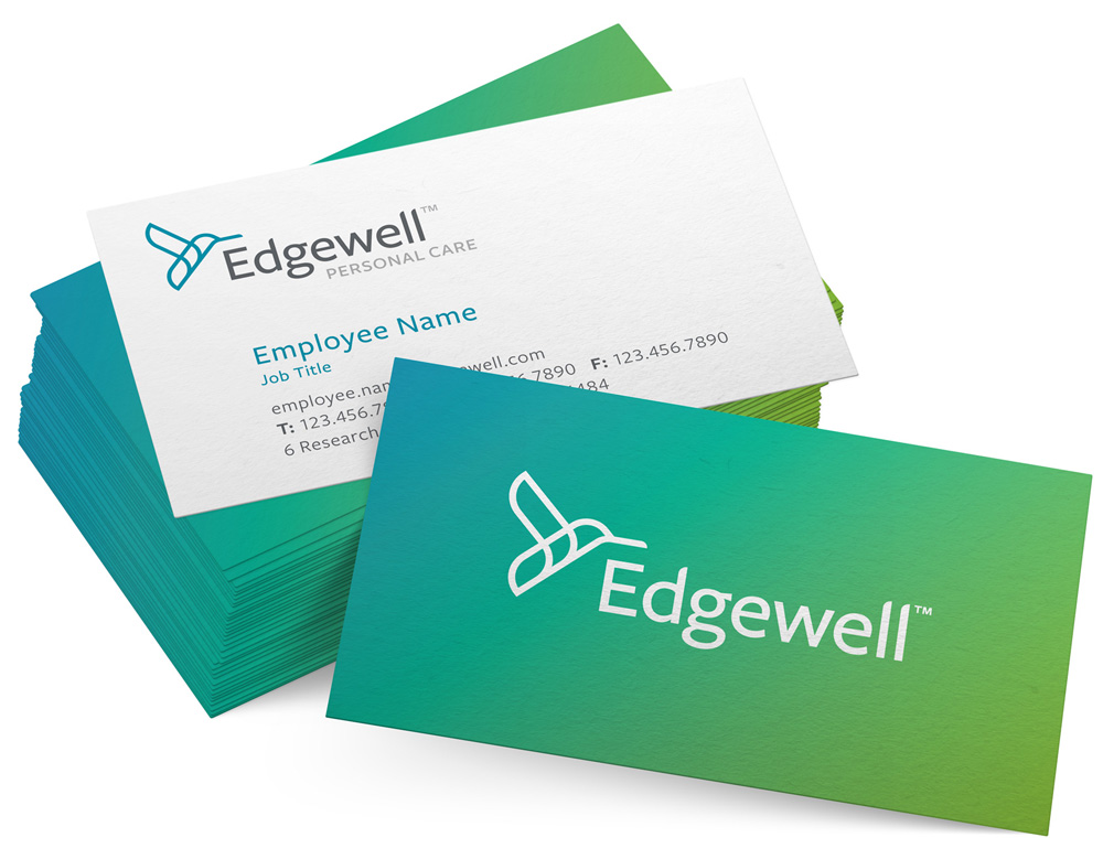 New Name, Logo, and Identity for Edgewell Personal Care by Beardwood&Co