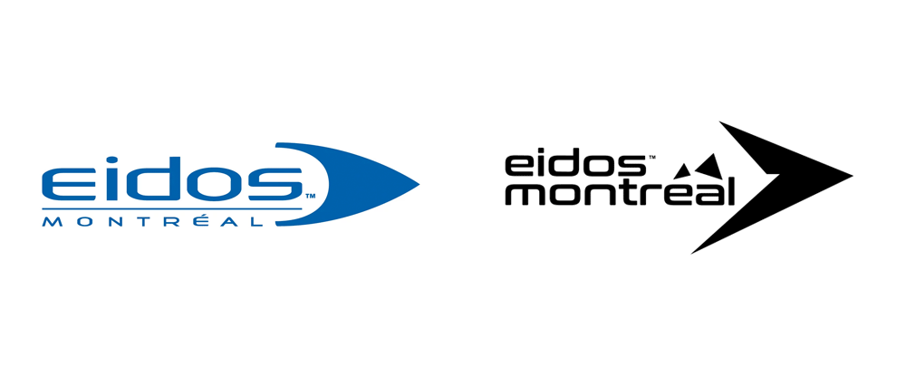 New Logo for Eidos-Montréal