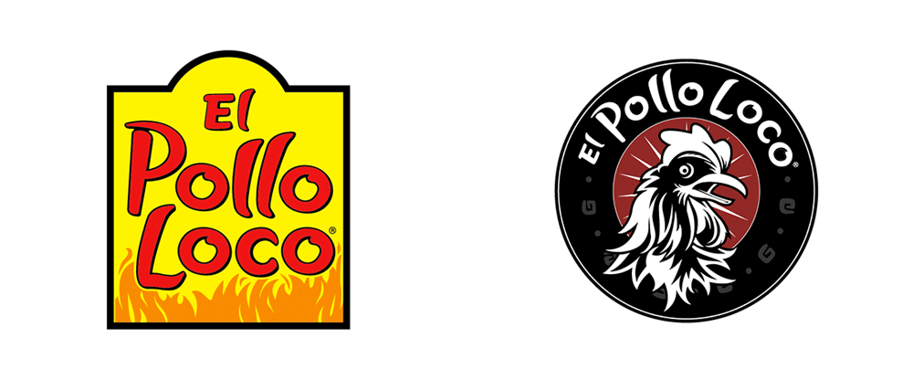 New Logo for El Pollo Loco