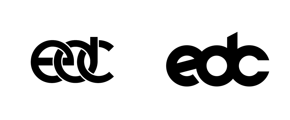 New Logo for Electric Daisy Carnival