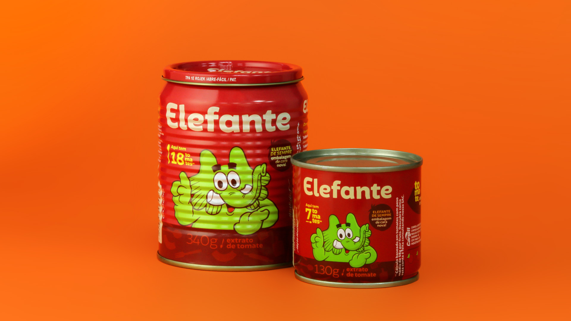New Logo, Identity, and Packaging for Elefante by Interbrand