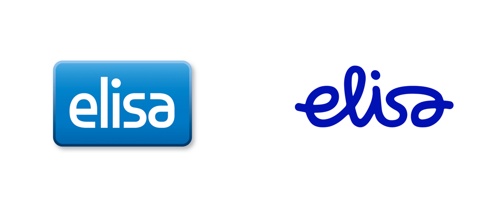 New Logo and Identity for Elisa by Grow