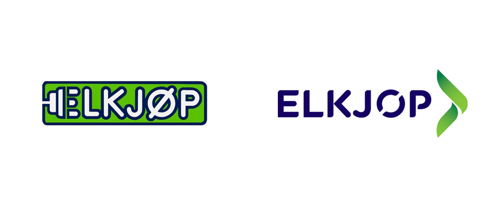 New Logo for Elkjøp