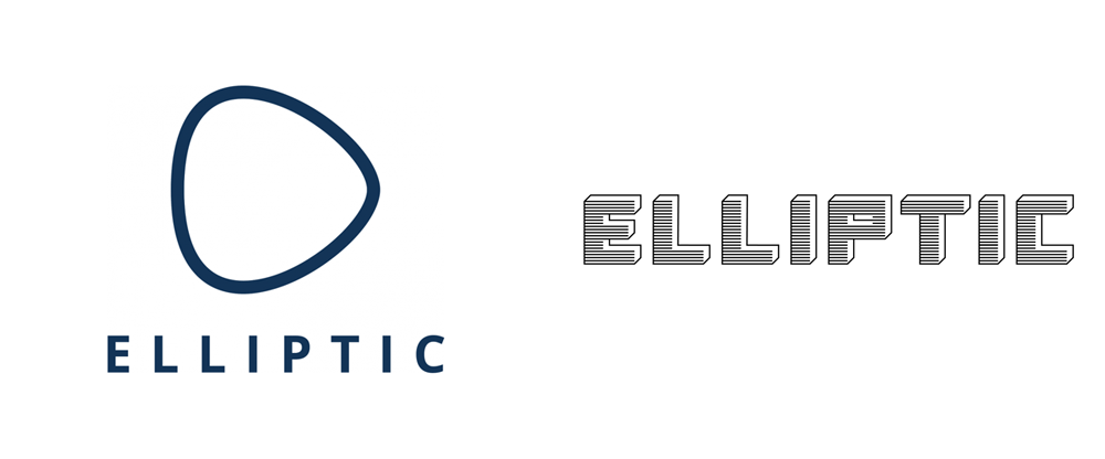 New Logo and Identity for Elliptic by Superunion