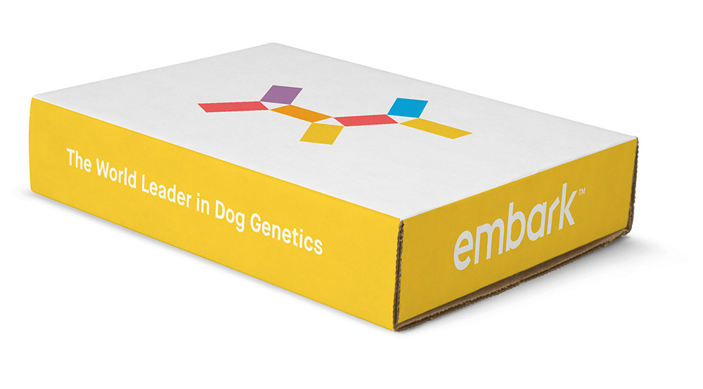 New Logo and Identity for Embark by MetaDesign