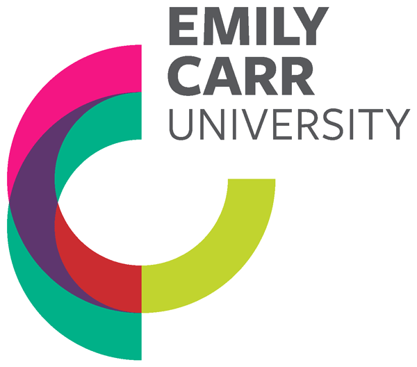 New Logo and Identity for Emily Carr University of Art + Design by Camp Pacific