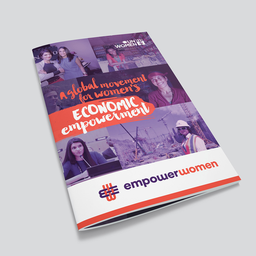 Brand New New Name Logo And Identity For Empower Women