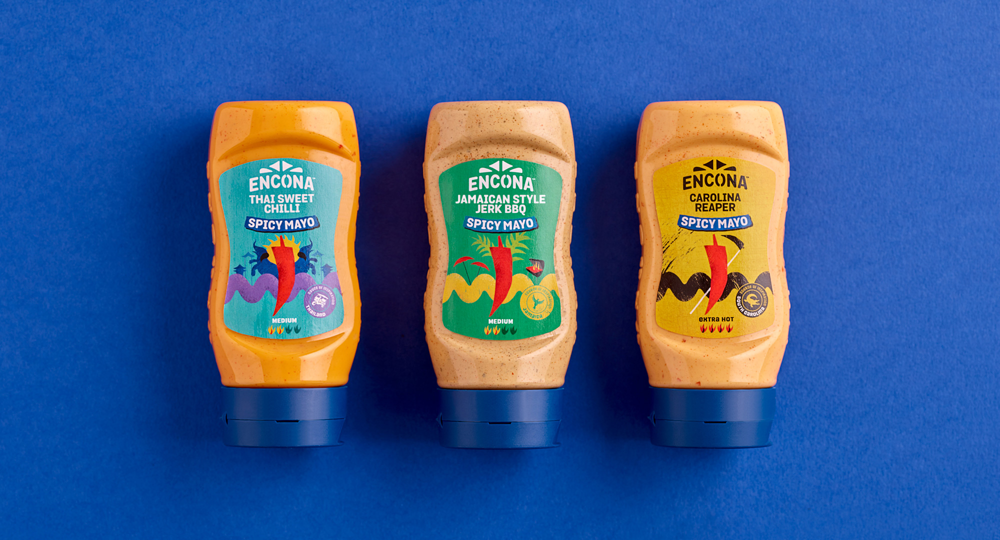 New Logo and Packaging for Encona by Uniform