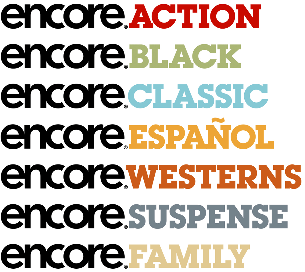 New Logos for Encore