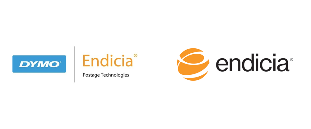 New Logo for Endicia by Tomorrow Partners