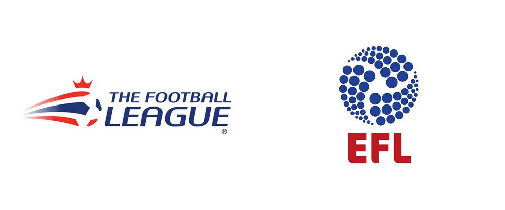 New Name and Logo for English Football League