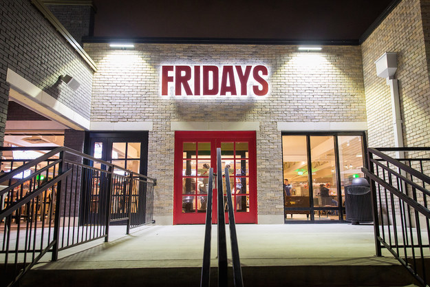 Friday-er Fridays