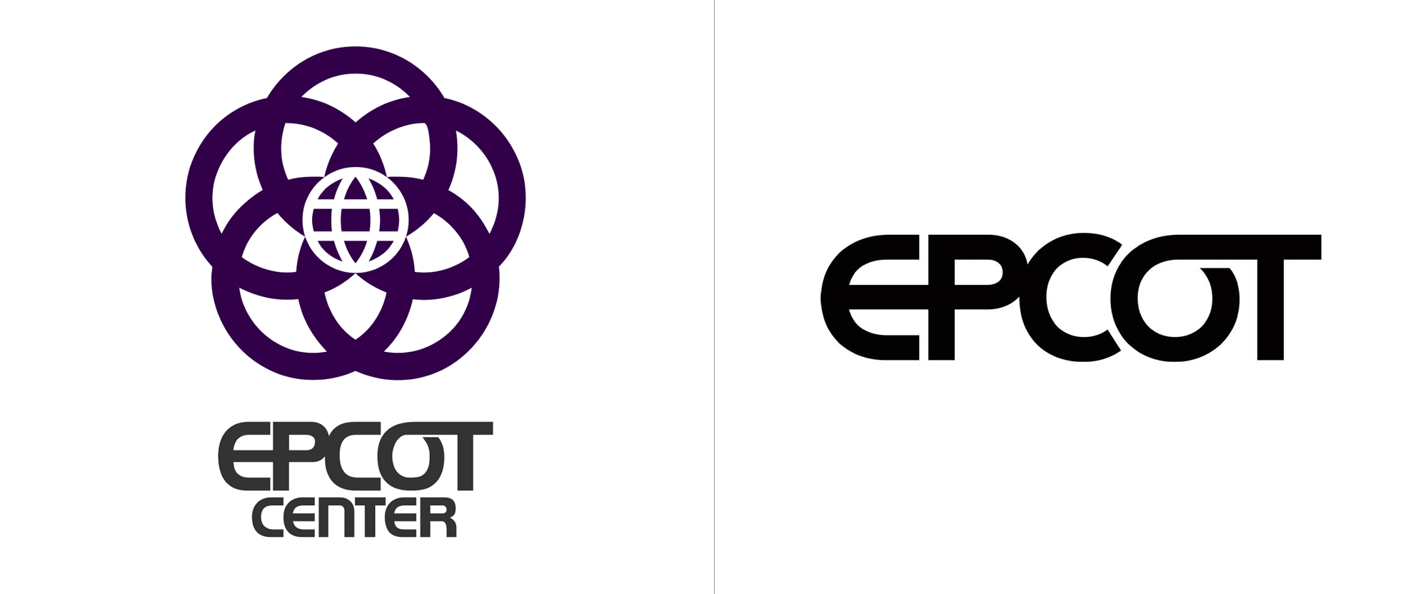 New Logo for Epcot
