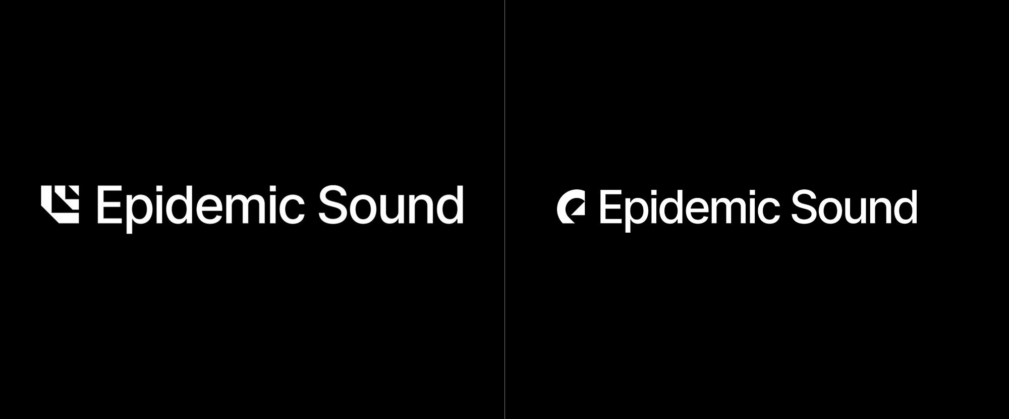 New Logo by Epidemic Sound (Revised)