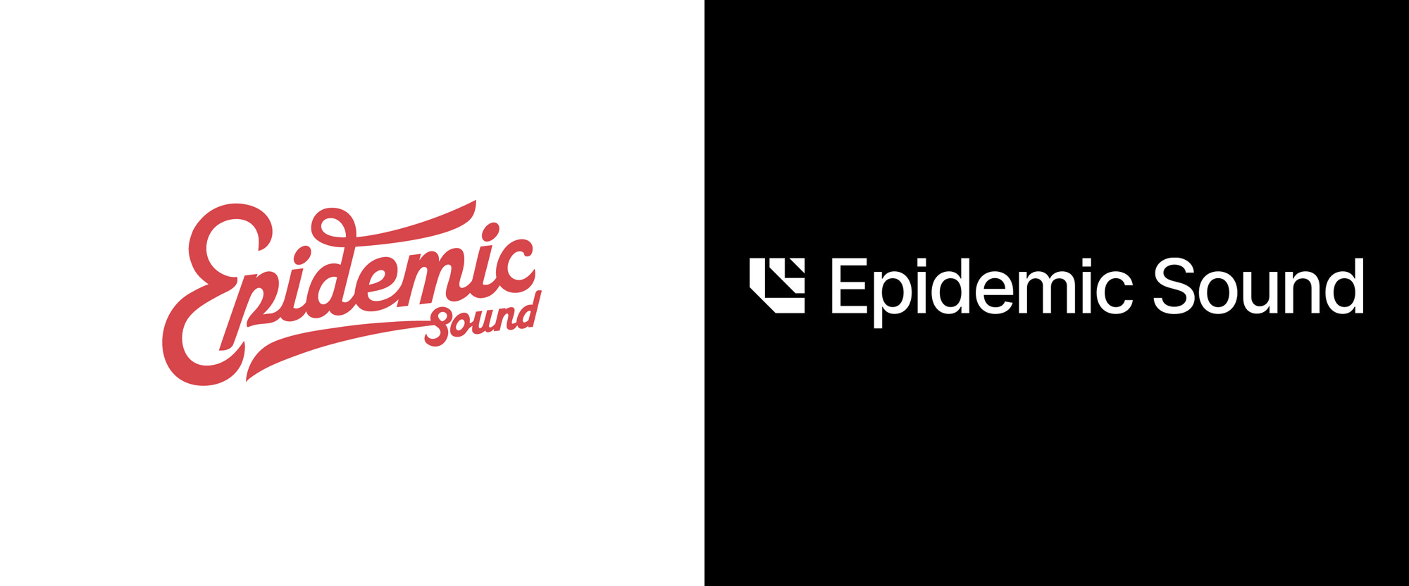 New Logo for Epidemic Sound