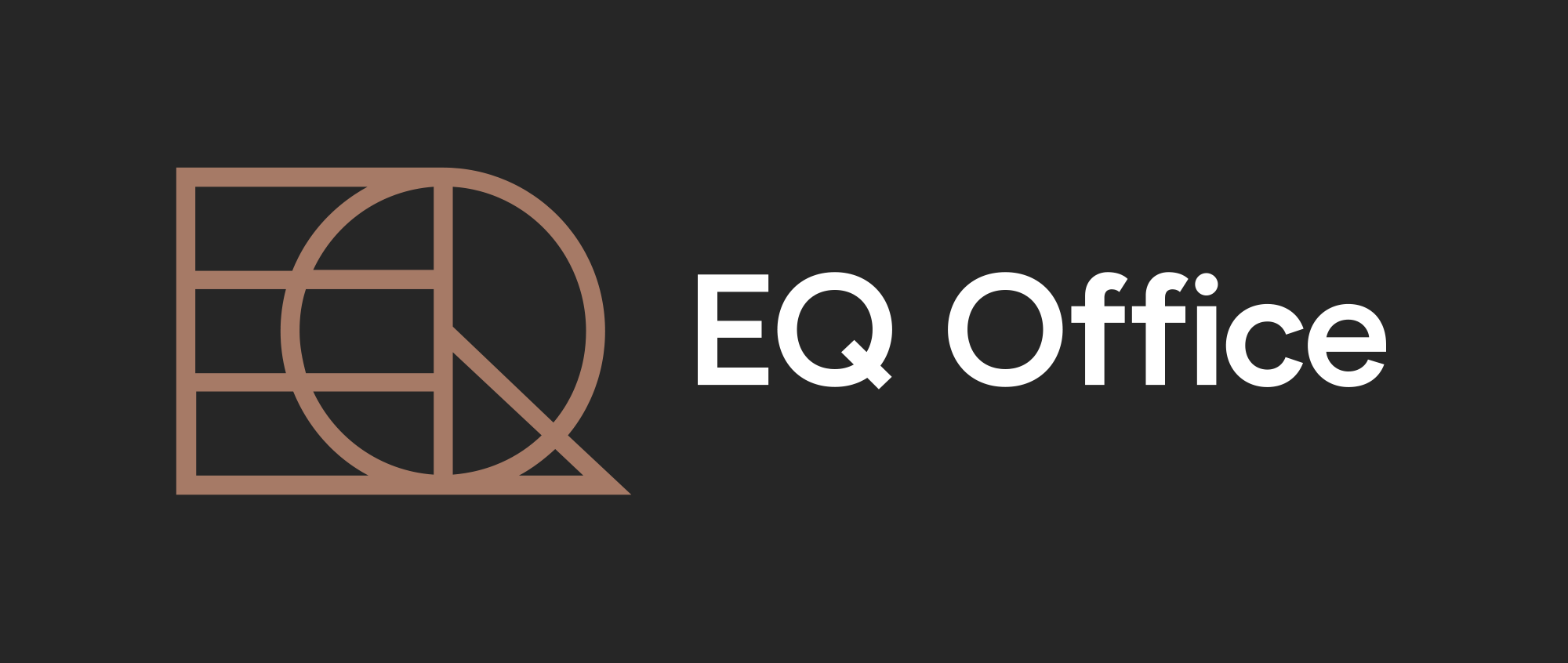 New Logo and Identity for EQ Office by Friends