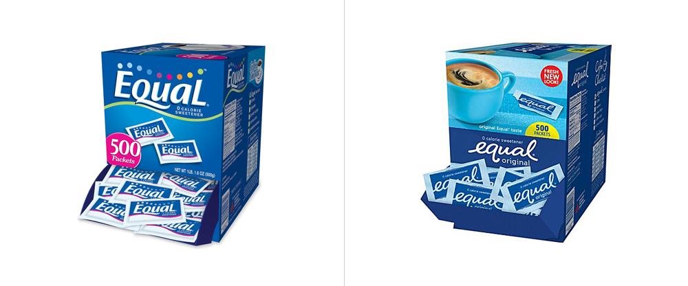 Equal Sweetener Logo