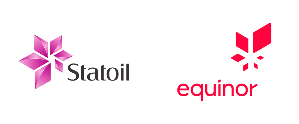 New Name and Logo for Equinor by Superunion