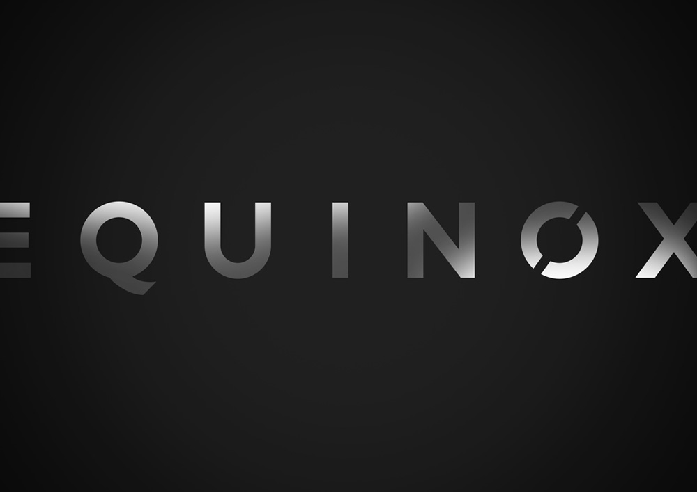 New Logo and Identity for Equinox by The Partners