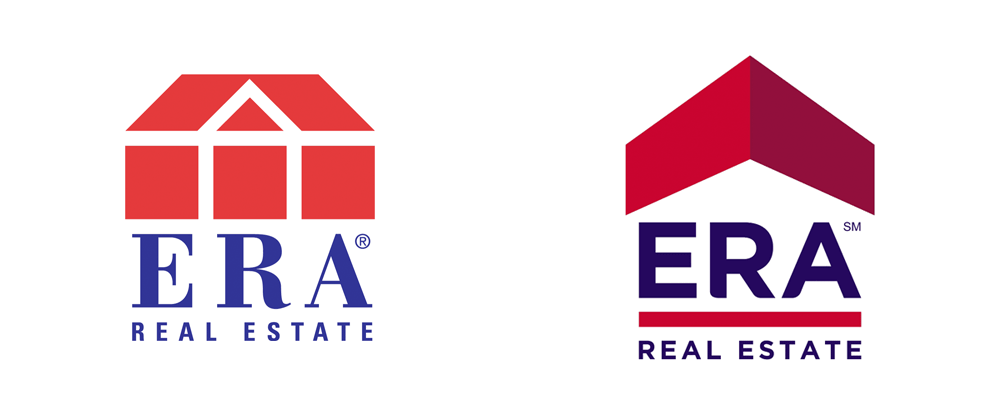 New Logo for ERA Real Estate by Verse Group