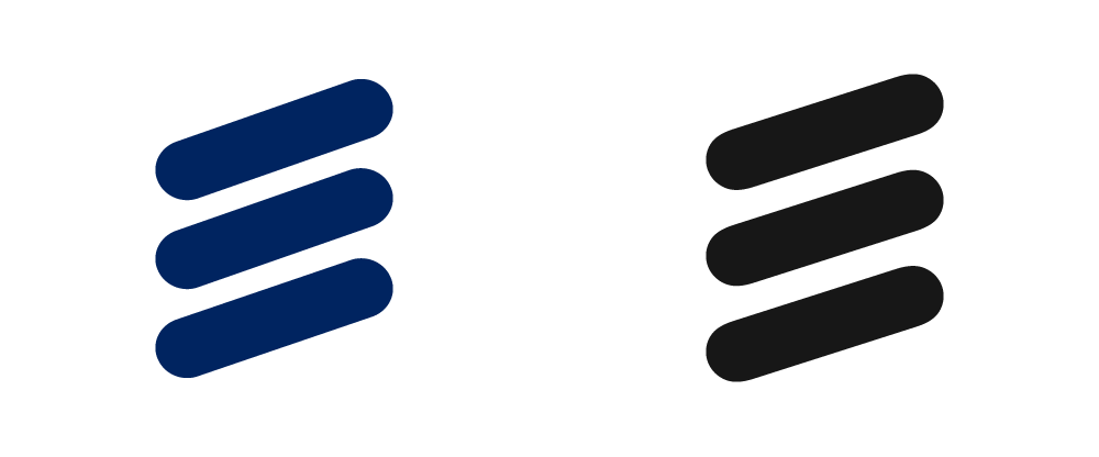 brand new new icon and identity for ericsson by stockholm design lab