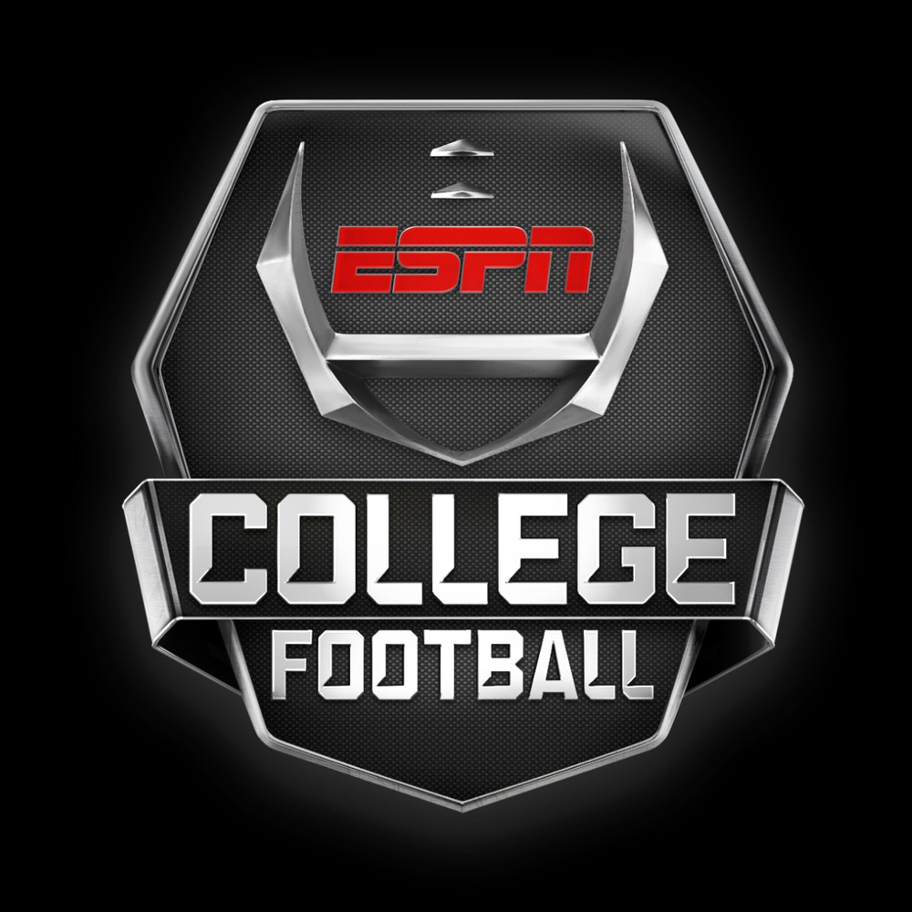 New Logo And On Air Packaging For ESPN College Football By Loyalkaspar