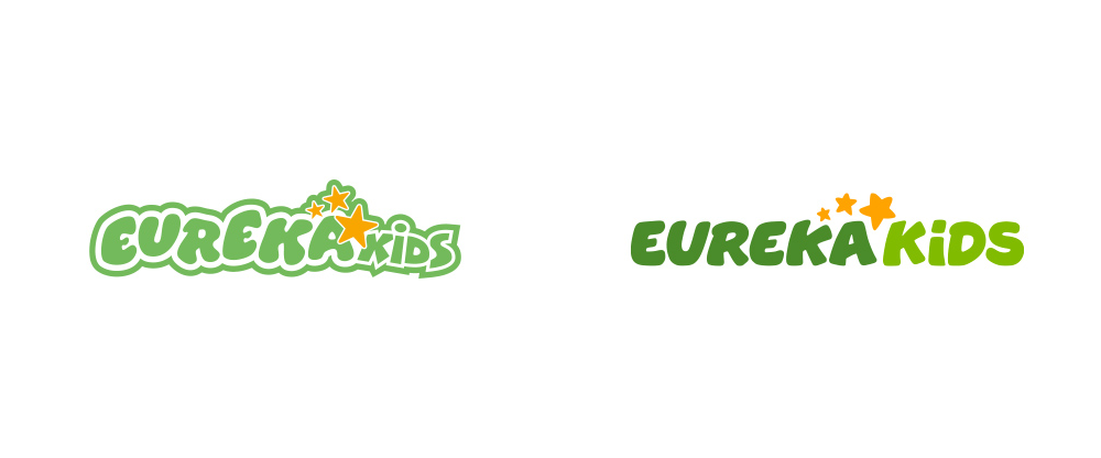 New Logo for EurekaKids by Marçal P.