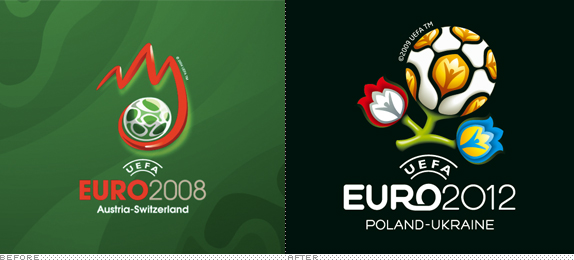 A Blooming Concept for UEFA EURO2012, but…