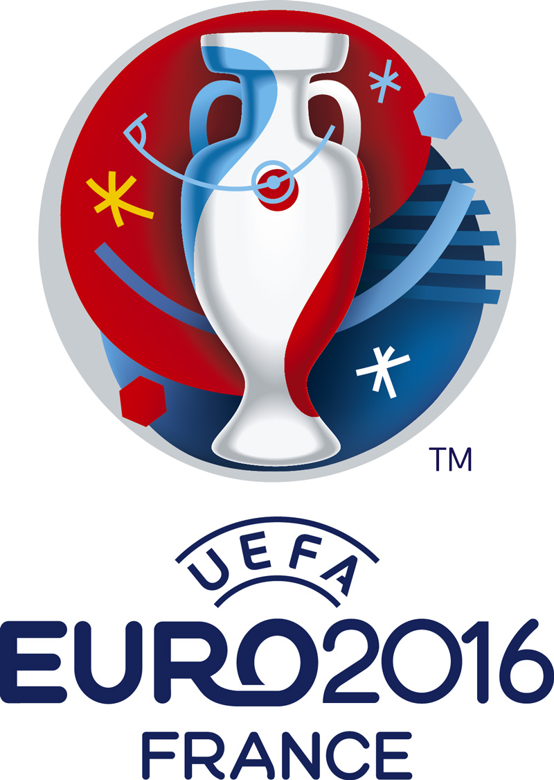 New Logo and Identity for UEFA EURO 2016 by Brandia Central
