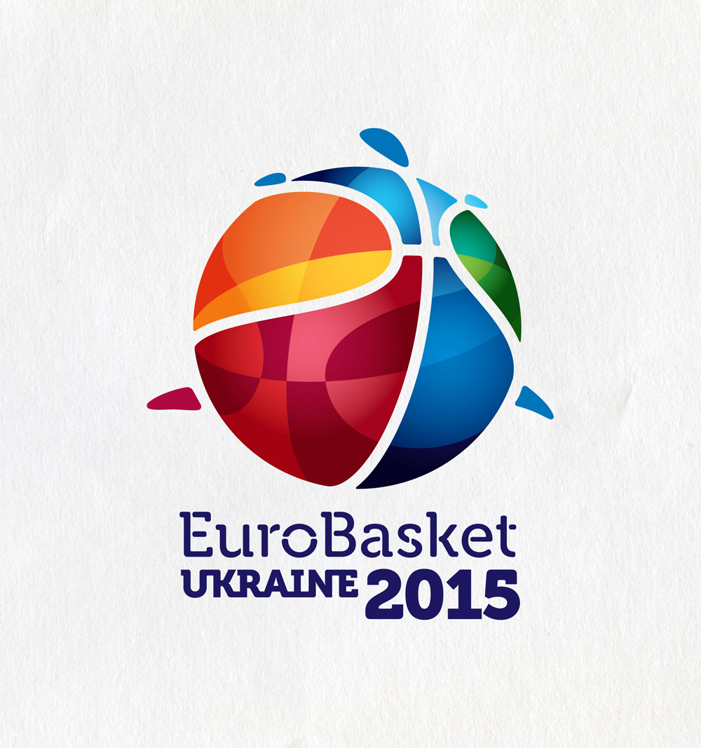 New Logo and Identity for EuroBasket 2015 by Brandia Central.