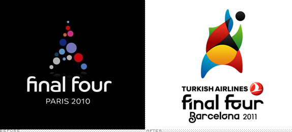 Euroleague Final Four Logo, New