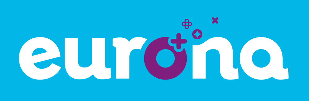 New Logo and Identity for Eurona by Small