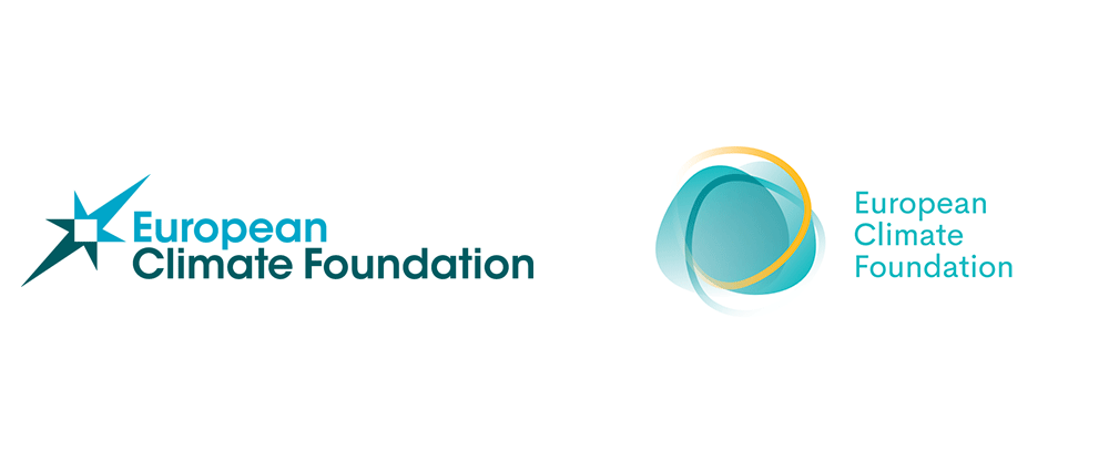 New Logo for European Climate Foundation