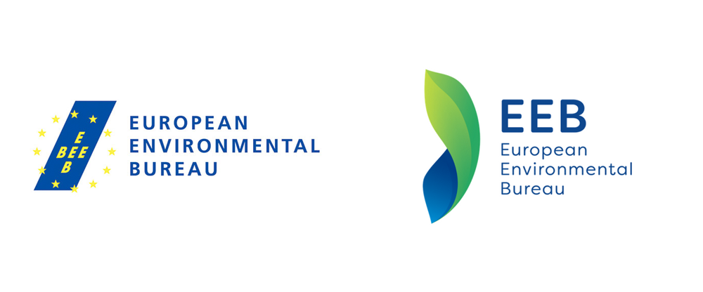 New Logo for European Environmental Bureau