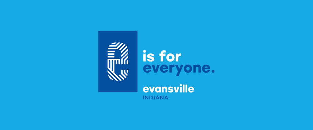 New Logo for Evansville, IN