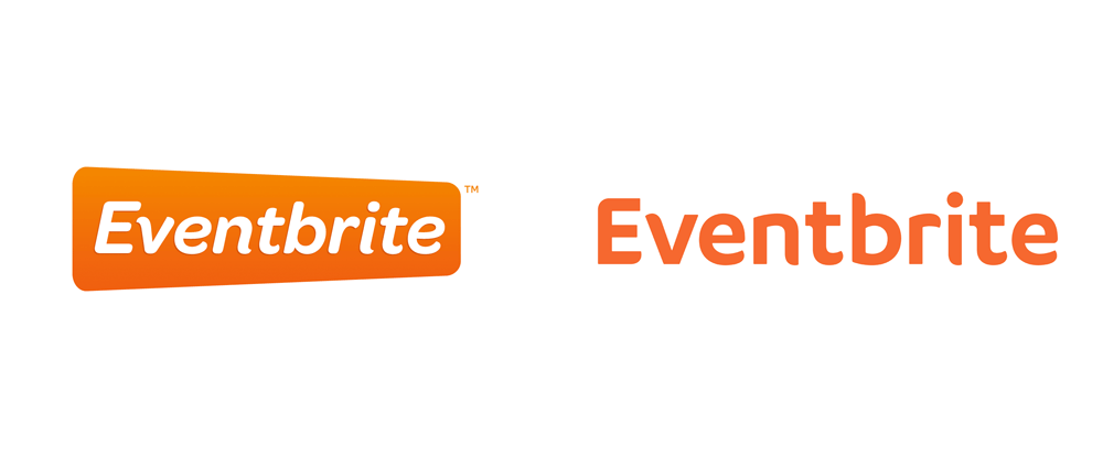 Brand New New Logo For Eventbrite