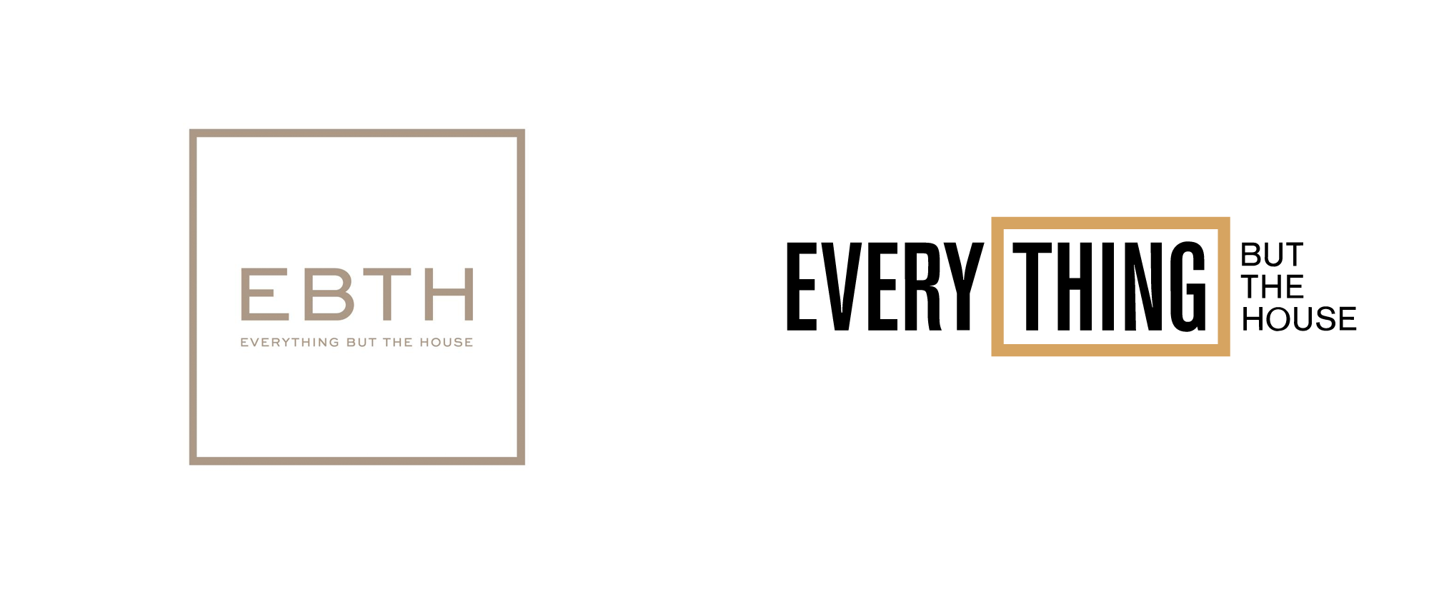 New Logo for Everything But The House