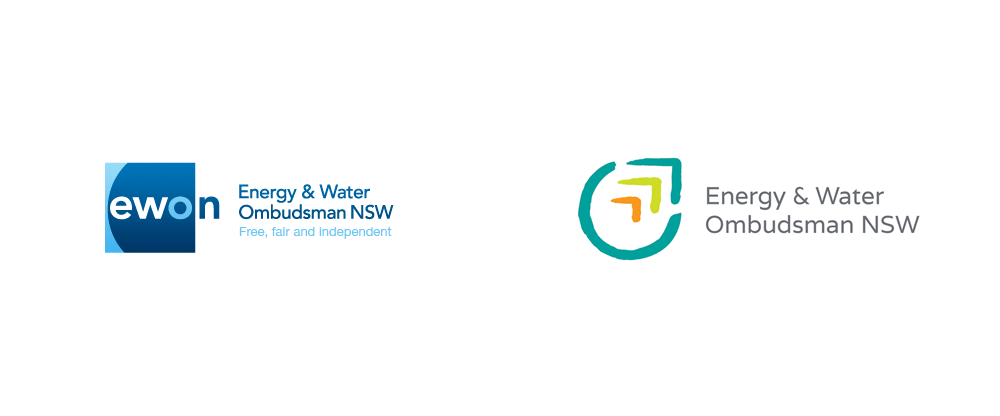 New Logo and Identity for Energy & Water Ombudsman NSW by Butterfly