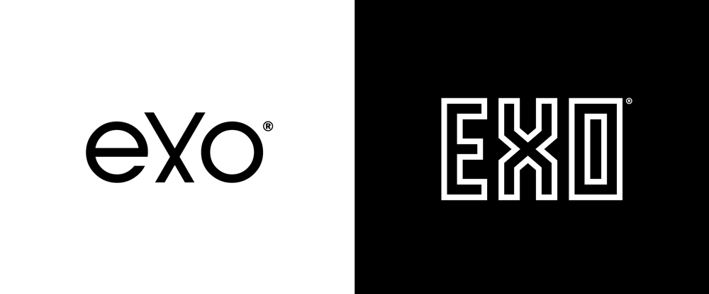 New Logo and Packaging for Exo by Gander