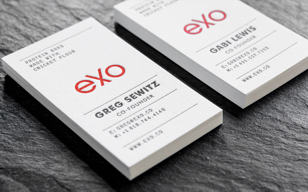 New Logo and Packaging for Exo by Tag Collective