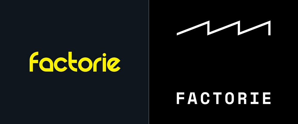 New Logo and Identity for Factorie by Interbrand