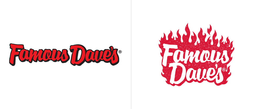 New Identity for Famous Dave's by Zeus Jones